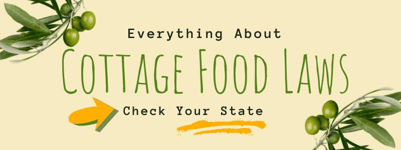 Cottage Food Laws
