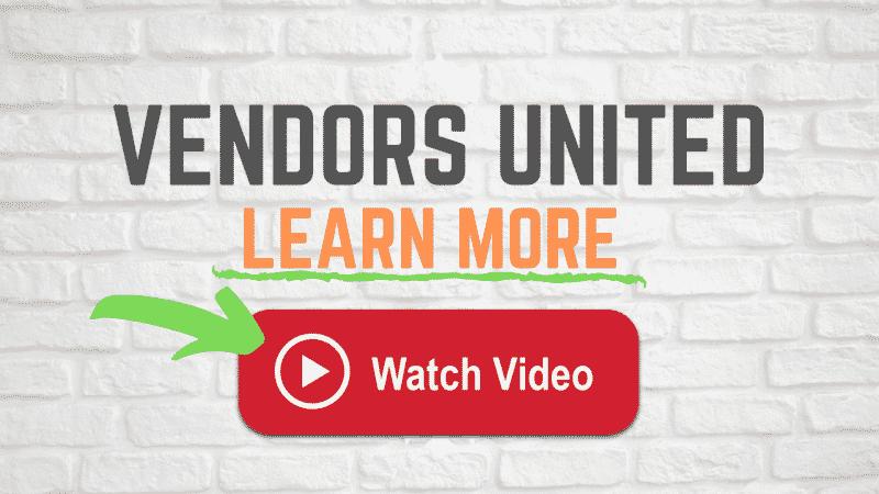 Vendors United - Pro Vendor Community